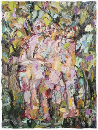 Vanessa Prager, Figures in a Landscape, 2019