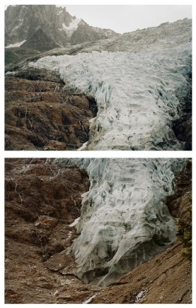 Alison Stolwood, Hanging Glacier, 2011