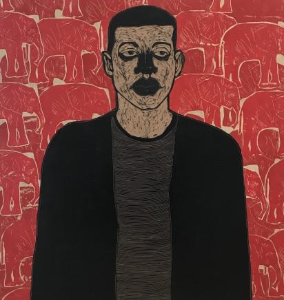 Ephrem Solomon, Recycle Series 04, 2018
