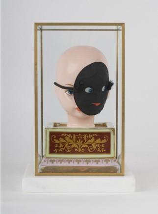 Bouke de Vries, Behind The Mask, 2009