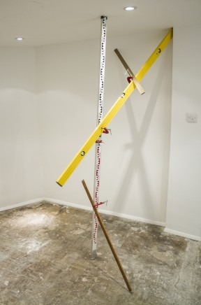 Fernando Otero, Estructuras Precarias 3, 2015