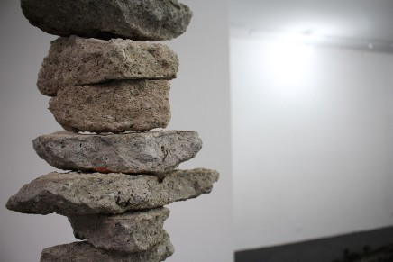 Renata de Bonis, installation Suite- Part 3, 2014