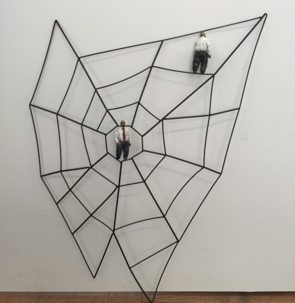 Fung Lik-yan Kevin 馮力仁, In the Web II, 2013