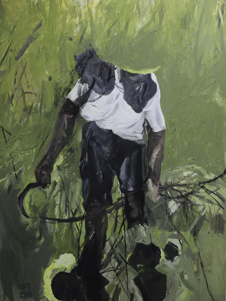 Zhu Xiangmin 朱湘閩, That Shadow, My Likeness #2 那个影子, 我的肖像 #2, 2017