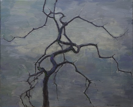 Li Yiwen 李易紋, Lightning, 2013-2015