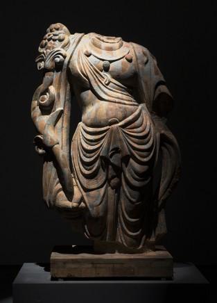 Dai Yun 戴耘, Buddha Holding Lotus, 2011