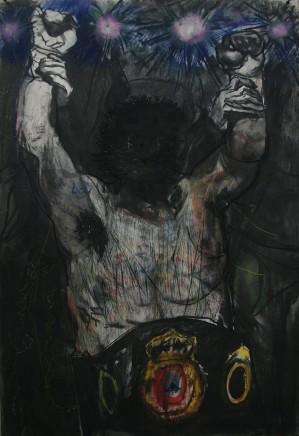 Zhu Xiangmin 朱湘閩, The Boxer 拳擊手, 2016