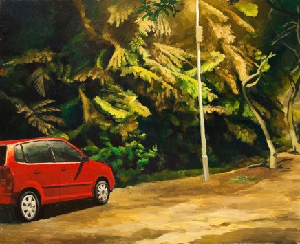 Wu Xihuang 吳曦煌, The Parking Lot, 2011
