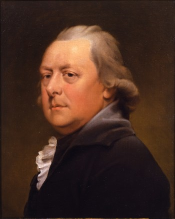 Joseph Wright of Derby, Portrait of Rev. Christopher Alderson, B.D.