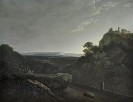 Solomon Delane, A view near Tivoli
