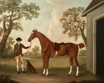 John Nost Sartorius, Hunter and Groom