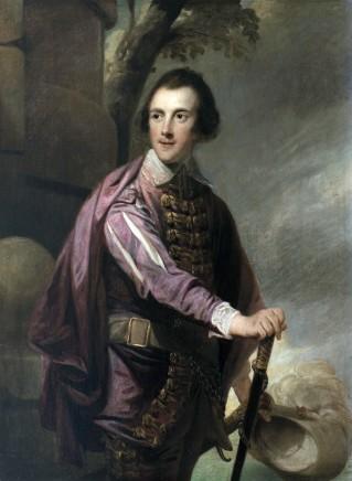 Robert Edge Pine, Sir John Taylor Bart.