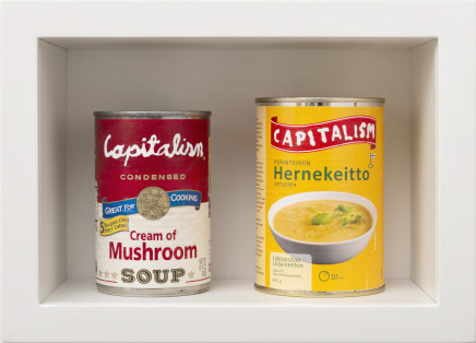 Riiko Sakkinen, Cans of Capitalism, 2018