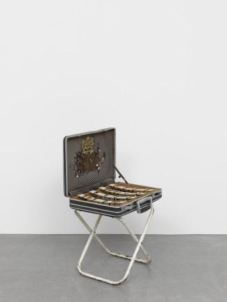 Mitchell Anderson, Bracelet briefcase piece, 2015