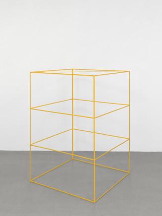 Miriam Laura Leonardi, 130x90 (Cage Nr.1), 2019
