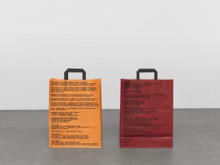 Ramaya Tegegne, Materials/Simones, 2018
