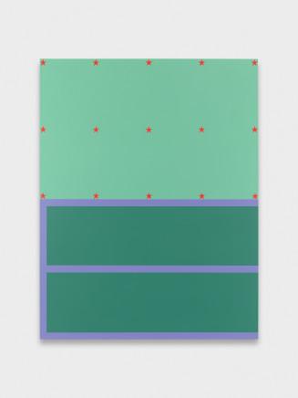 Nick Oberthaler, Untitled (Lobby), 2018