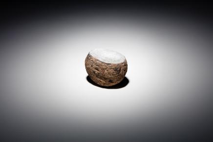 Makoto OFUNE, Reflection field - Welded Tuff, 2015