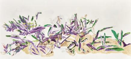 Cheng, Halley 鄭哈雷, A Row of Plants Outside Mei Yin House, Shek Kip Mei Estate 石硤尾邨美賢樓對出一組植物, 2016