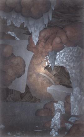 Xiao Xu 蕭旭, Beyond the Sky 天外天 , 2017