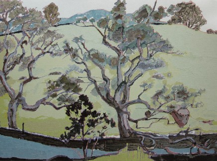 Wong, Stephen Chun Hei 黃進曦, Trees in Yorkshire Dales 2 英國約克樹景 2, 2011