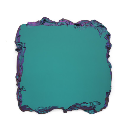 Markkula, Juri, Interference Series - Green to Lilac, 2015
