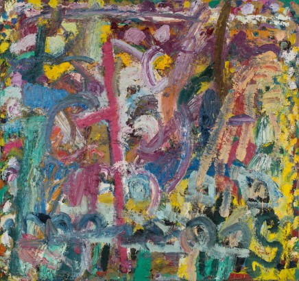 Gillian AYRES 吉莲·艾尔斯, Where the Bee Sucks 蜂采蜜的地方, 1979-1982
