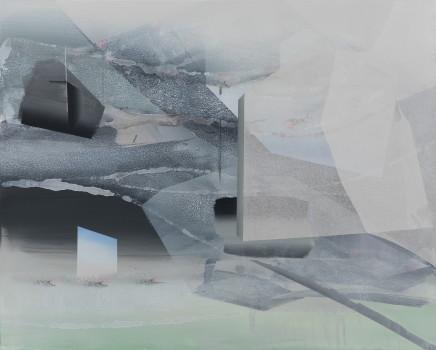 Alexandra ROUSSOPOULOS 亚历珊德拉·鲁索普洛斯, Un-landscape XIX, 2015
