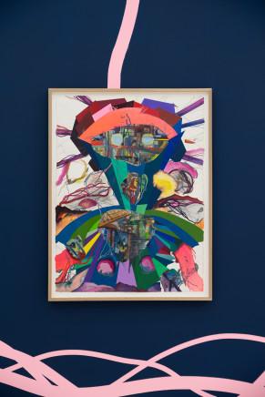 Franz ACKERMANN 艾稞曼, Storage Boy 仓库男孩, 2019