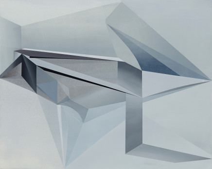 Alexandra ROUSSOPOULOS 亚历珊德拉·鲁索普洛斯, Un-landscape VIII, 2014