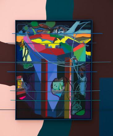 Franz ACKERMANN 艾稞曼, Untitled Shop 无名商店, 2019