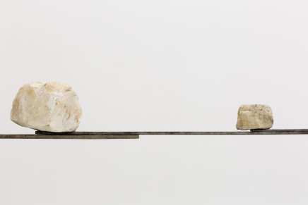LIAO Fei 廖斐, A Straight Line Extended 延长的直线, 2015