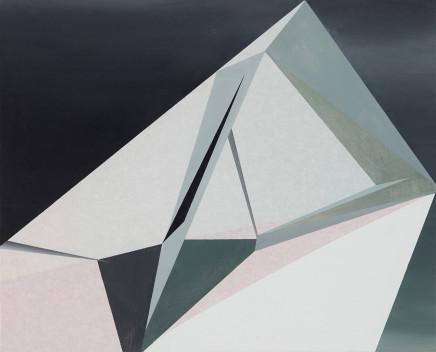 Alexandra ROUSSOPOULOS 亚历珊德拉·鲁索普洛斯, Prisms 4 棱镜之四, 2014
