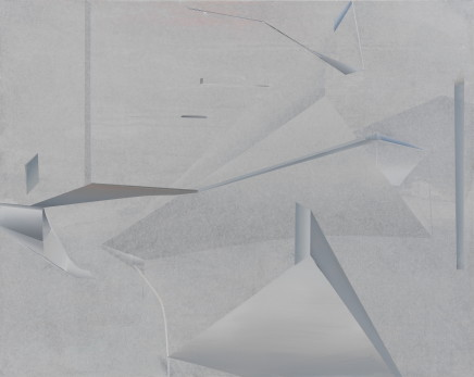 Alexandra ROUSSOPOULOS 亚历珊德拉·鲁索普洛斯, Un-landscape XIII, 2015