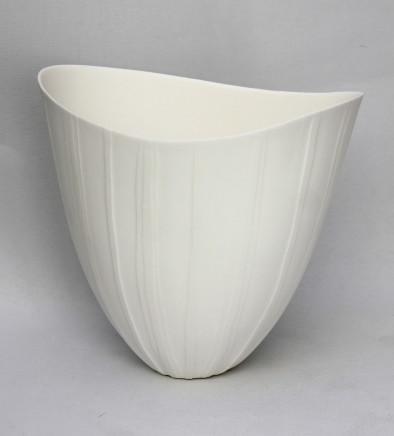 Sasha Wardell, Medium Ripple Vase, 2017