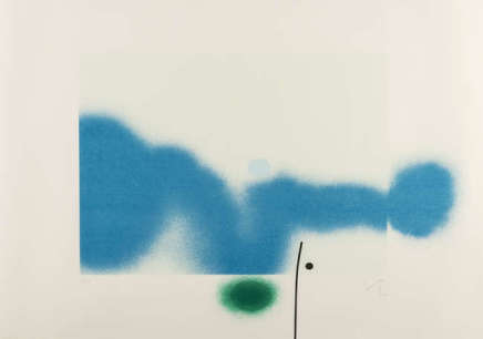 Victor Pasmore CH CBE, Untitled 7 (Lynton G65), 1990