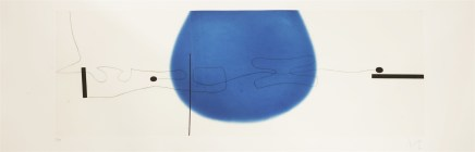 Victor Pasmore CH CBE, The World in Space and Time I, 1992
