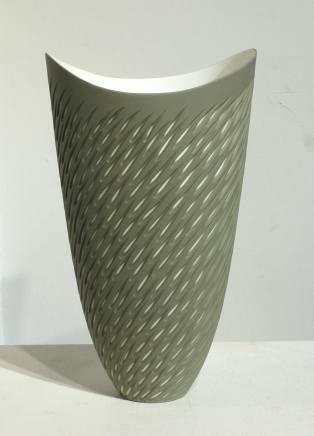 Sasha Wardell, Olive Shoal Vase , 2017