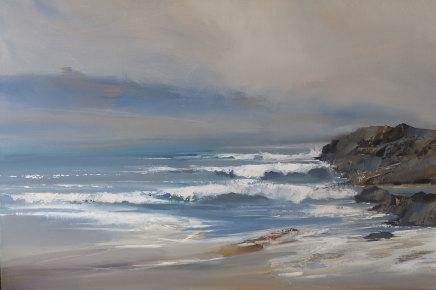 Jenny Hirst, Wave Watching, 2018