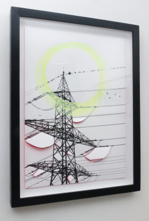 Lisa Pettibone, Share the Wire, 2019