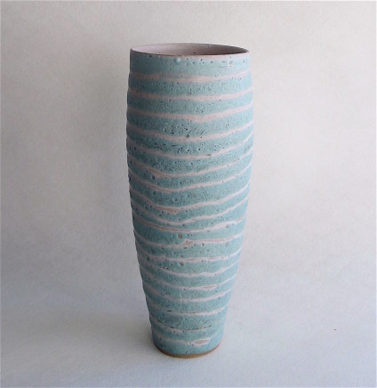 Sarah Perry, Pink Fossil Vessel, 2018