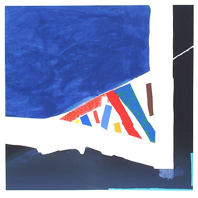Sandra Blow RA, Brilliant Corner III, 2003