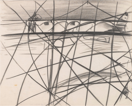 Peter Lanyon, Study from Clevedon Bandstand IX, 1964