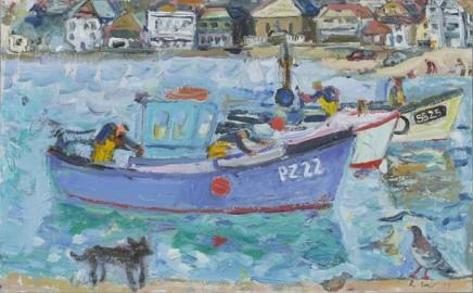 Linda Weir, PZ22, St Ives, 2011