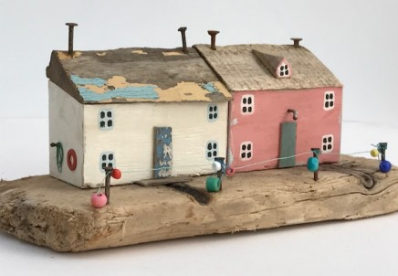 Kirsty Elson, Wreckers Cottages, 2018