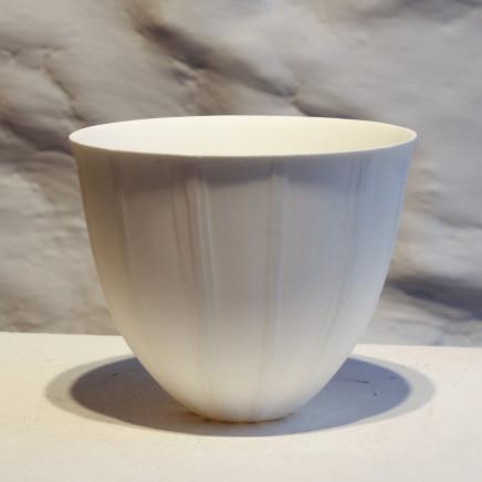 Sasha Wardell, Veil Small Bowl, 2018