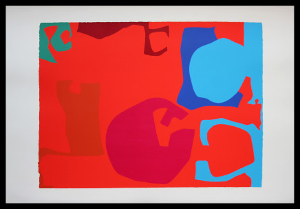 Patrick Heron CBE, Untitled, 1971