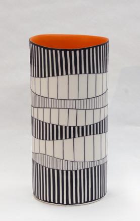 Lara Scobie, Tall Cylinder Vase I, 2018