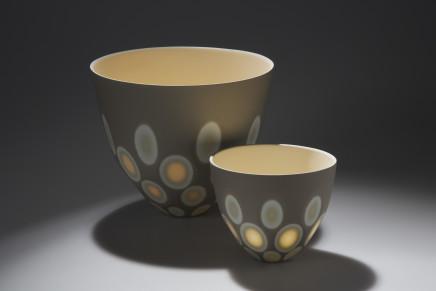 Sasha Wardell, Sepia Space Bowl - Large , 2017