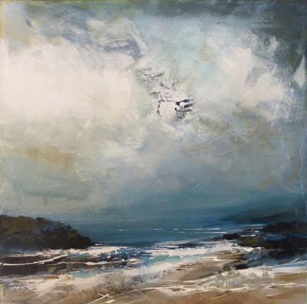 Jenny Hirst, Threatening Sky, 2017